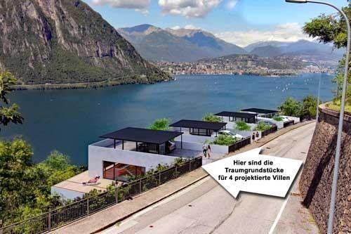 Immobilien Bissone - 4180/2200-1
