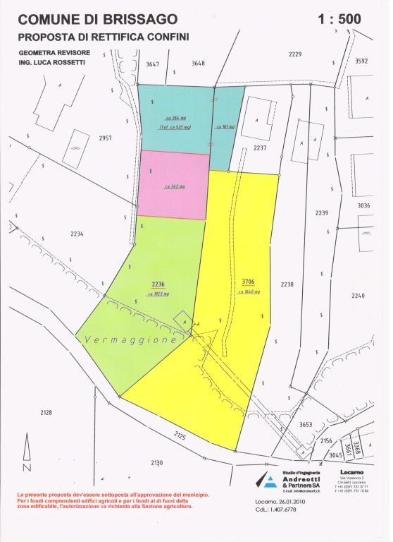 Immobilien Brissago - 4180/1316-7