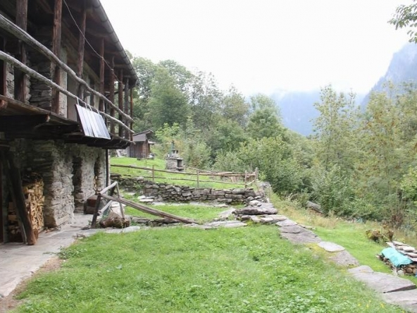 Immobilien Campo (Vallemaggia) - 4180/1963-2