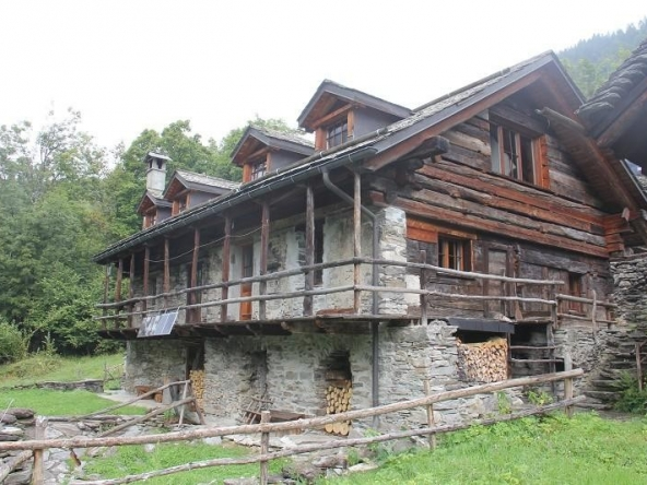 Immobilien Campo (Vallemaggia) - 4180/1963-4
