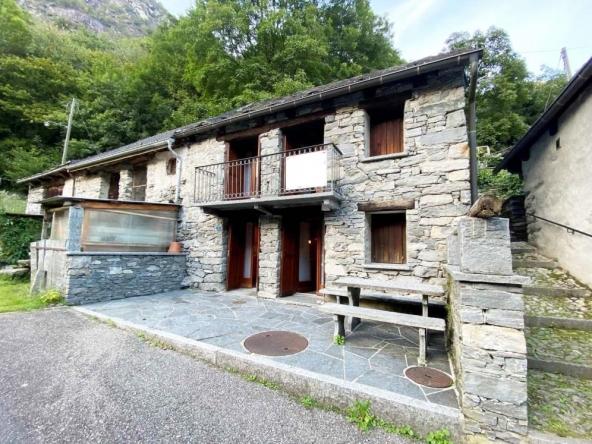 Immobilien Cavergno - 4180/3284-1