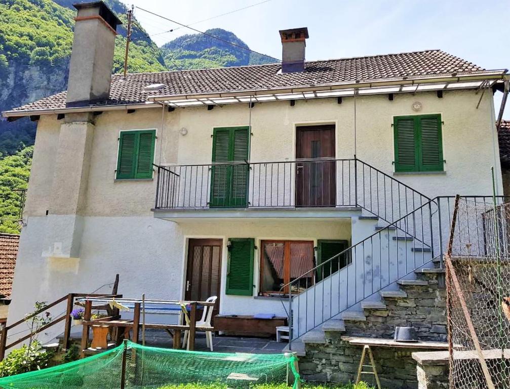 Immobilien Cavergno - 4180/3365-1