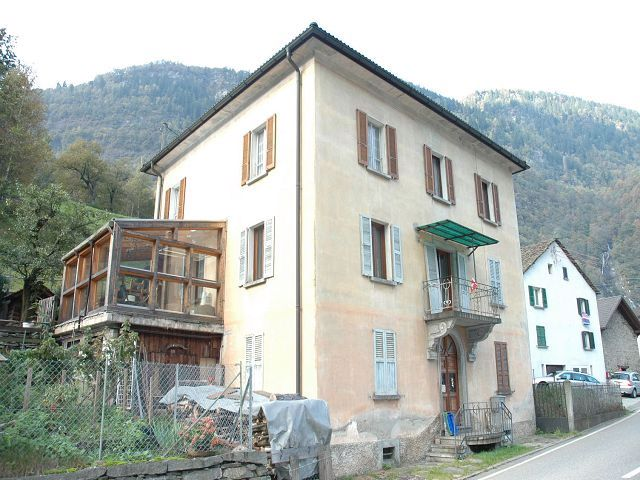 Immobilien Chironico - 4180/783-1