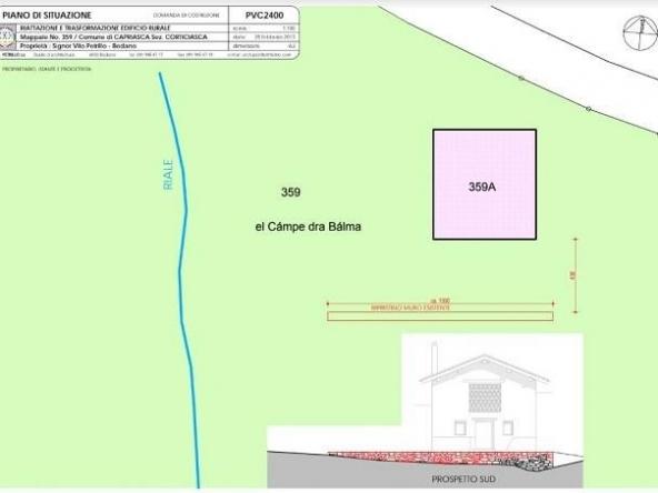 Immobilien Corticiasca - 4180/2695-8