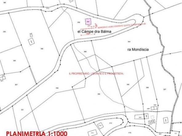 Immobilien Corticiasca - 4180/2695-9