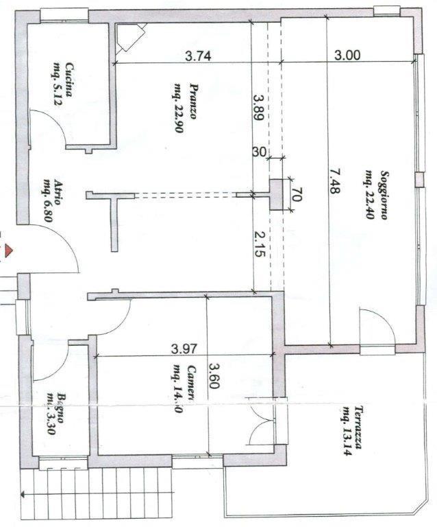 Immobilien Lugano - 4180/2096-9