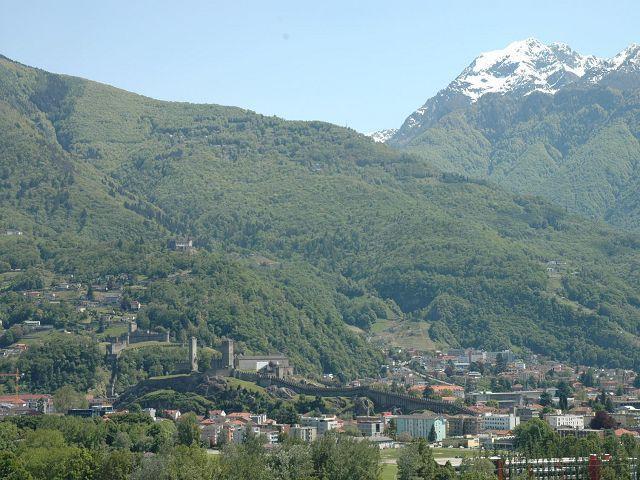 Immobilien Monte Carasso - 4180/1105-4