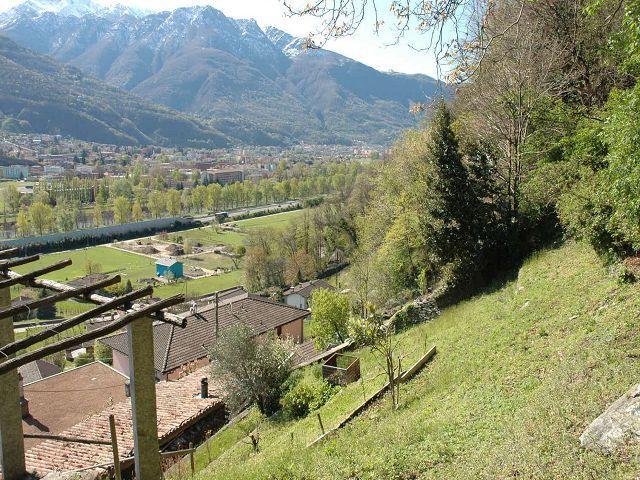 Immobilien Monte Carasso - 4180/1105-1